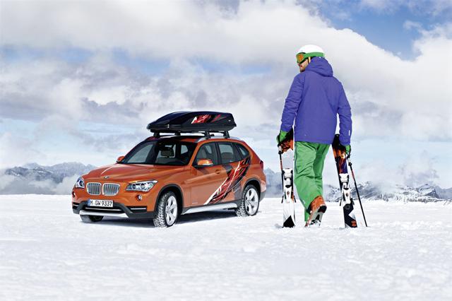 x1 edition powder ride orange
