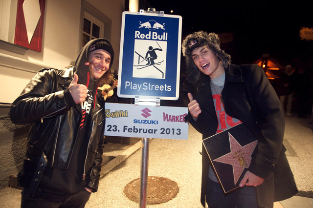 Red Bull PlayStreets Walk of Fame 2 © Max Steinbauer