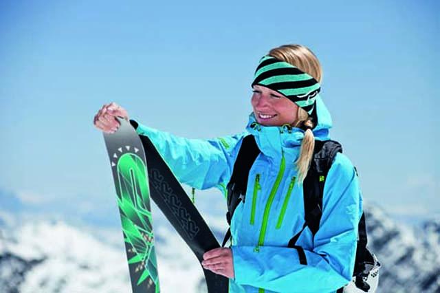 K2 Sports Europe GmbH, Skis