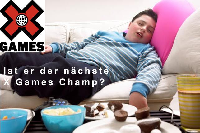 X Games verleihen Medaillen fuer CoD Zocker!