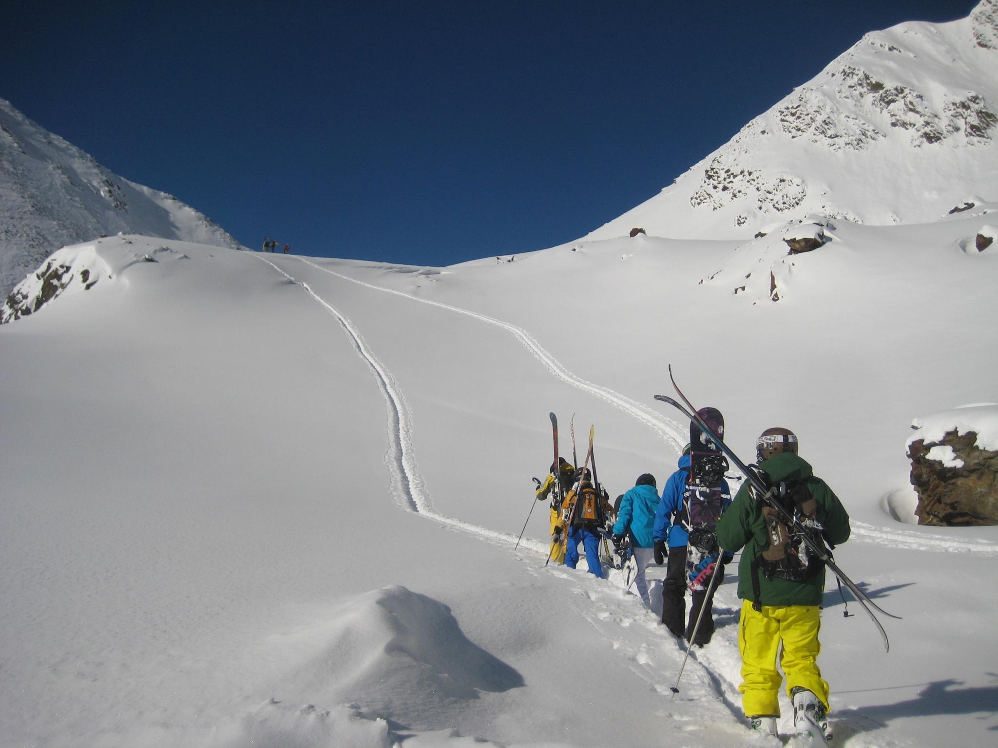 ©Stubaier GletscherStubai Alpin Freeride