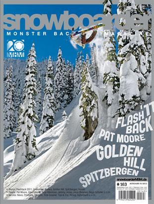 So sieht der perfekte Method aus: Nicolas Müller auf dem Cover unserer aktuellen Ausgabe...