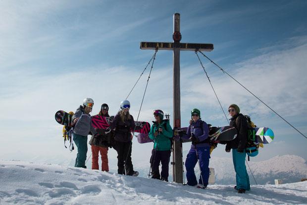 Krönender Abschluss: der Aufstieg auf das Fellhorn.