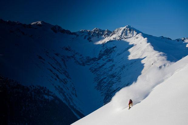 Rider: Reto Kestenholz; Photo: David Birri