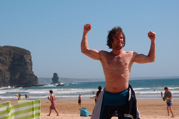 Markus Keller aka Hercules Sohn des Zeus.