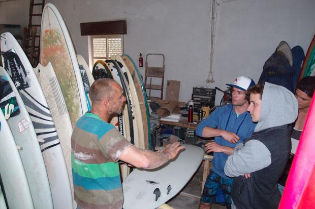 Ein neues Surfbrett muss her...
