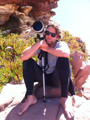 Basti Gogl. MBM Chefredakteur... ein Mann und seine Kamera.
