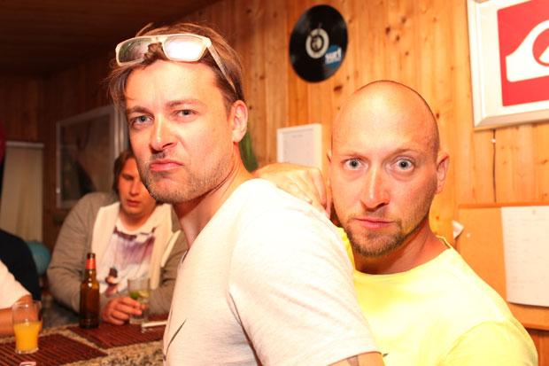 Armin und Torti