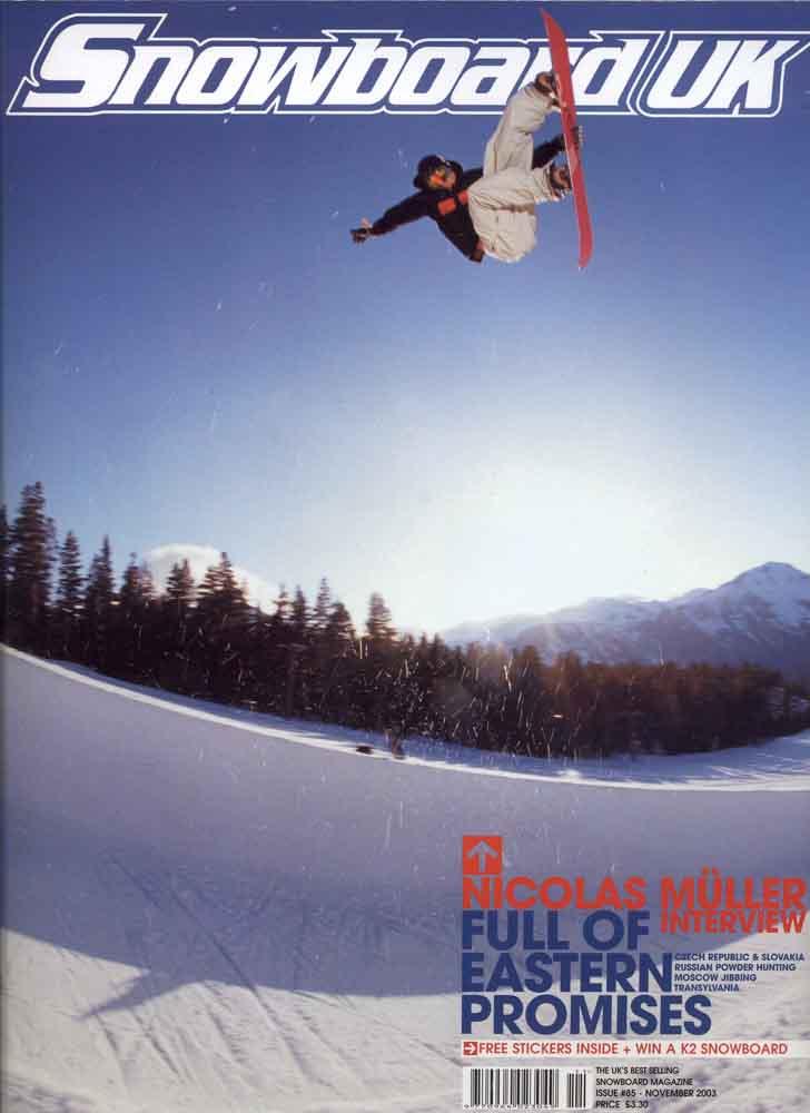 SnowboardUK