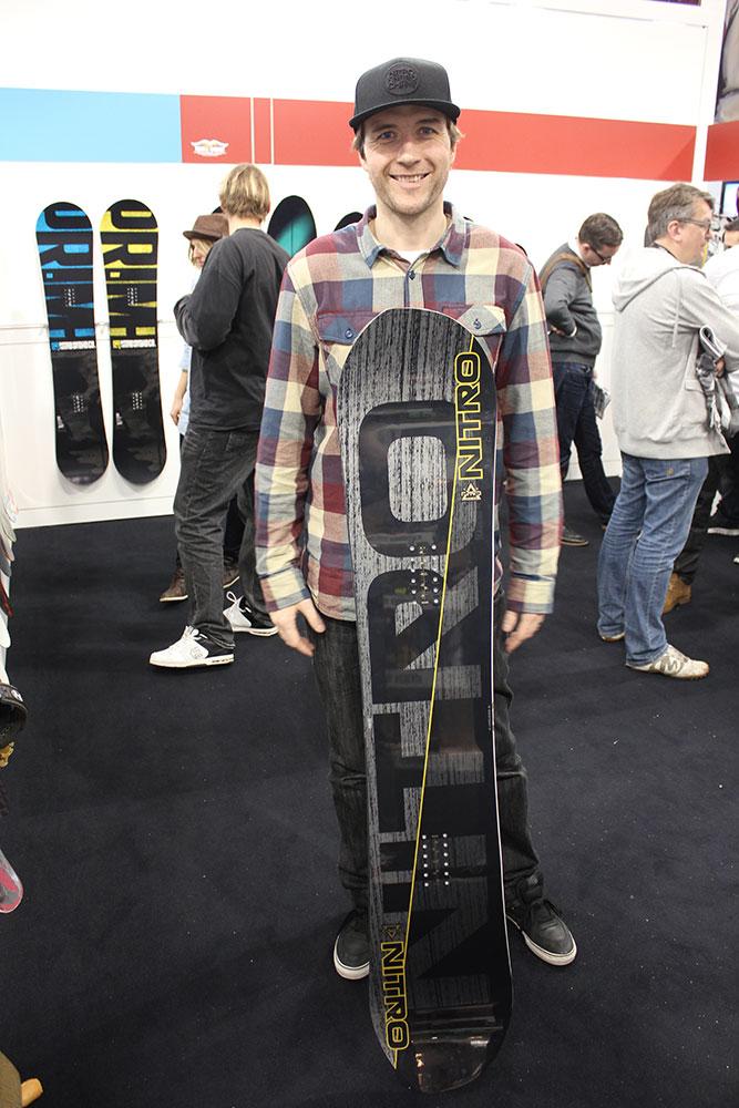 In den frühen Neunzigern waren asymentrische Freestyle-Boards das Non Plus Ultra. Nitro lässt den Trend wieder aufleben und führt das legendäre Pyro mit neuester Technik wieder ein.
