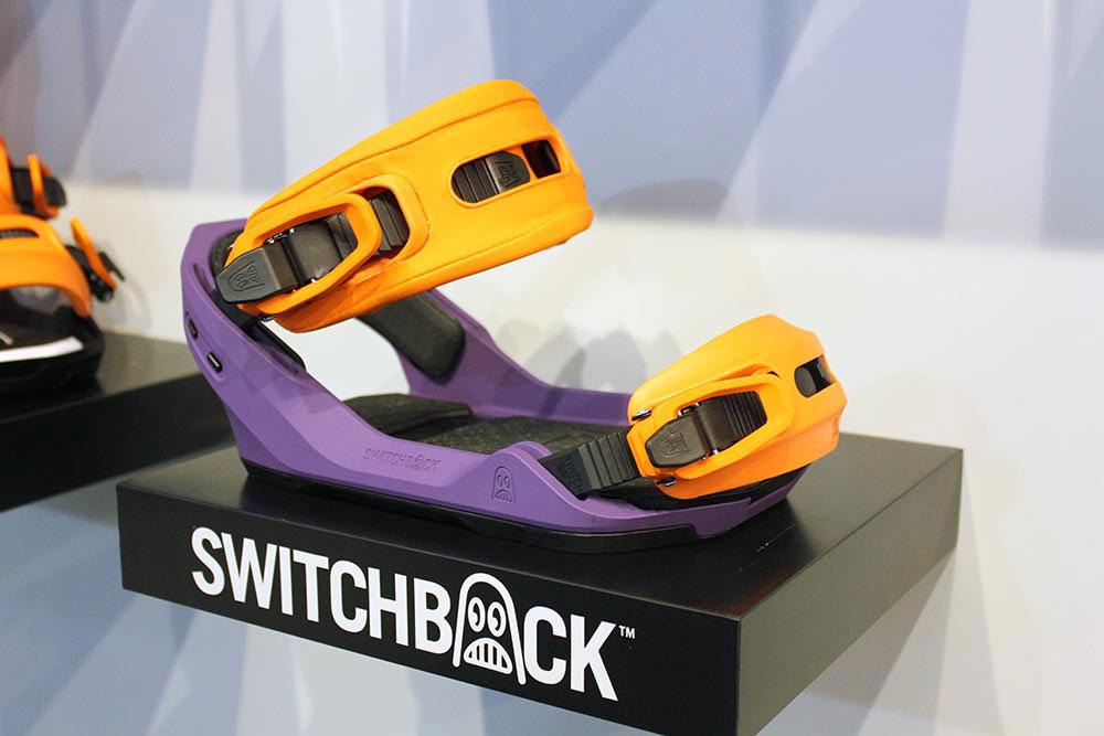 Und auch ohne Highback sollen die Switchback Bindungen blendend funktionieren.