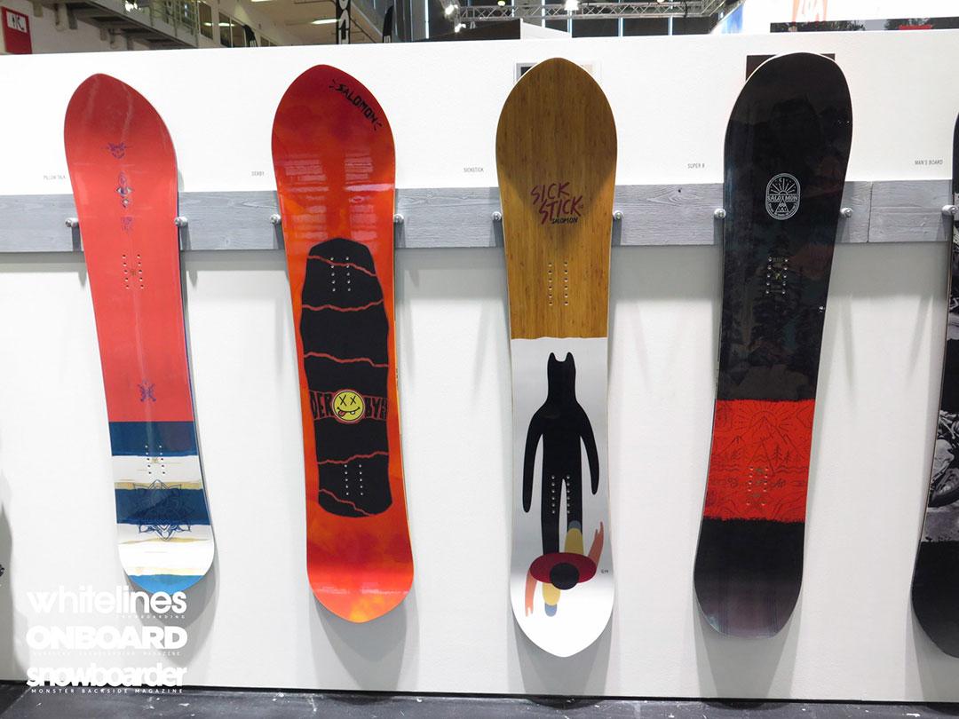 Salomon Snowboards 2016 2017 Preview ISPO 2016 S