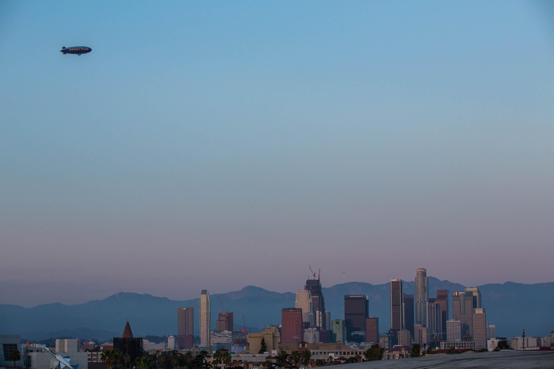 LA Skyline.