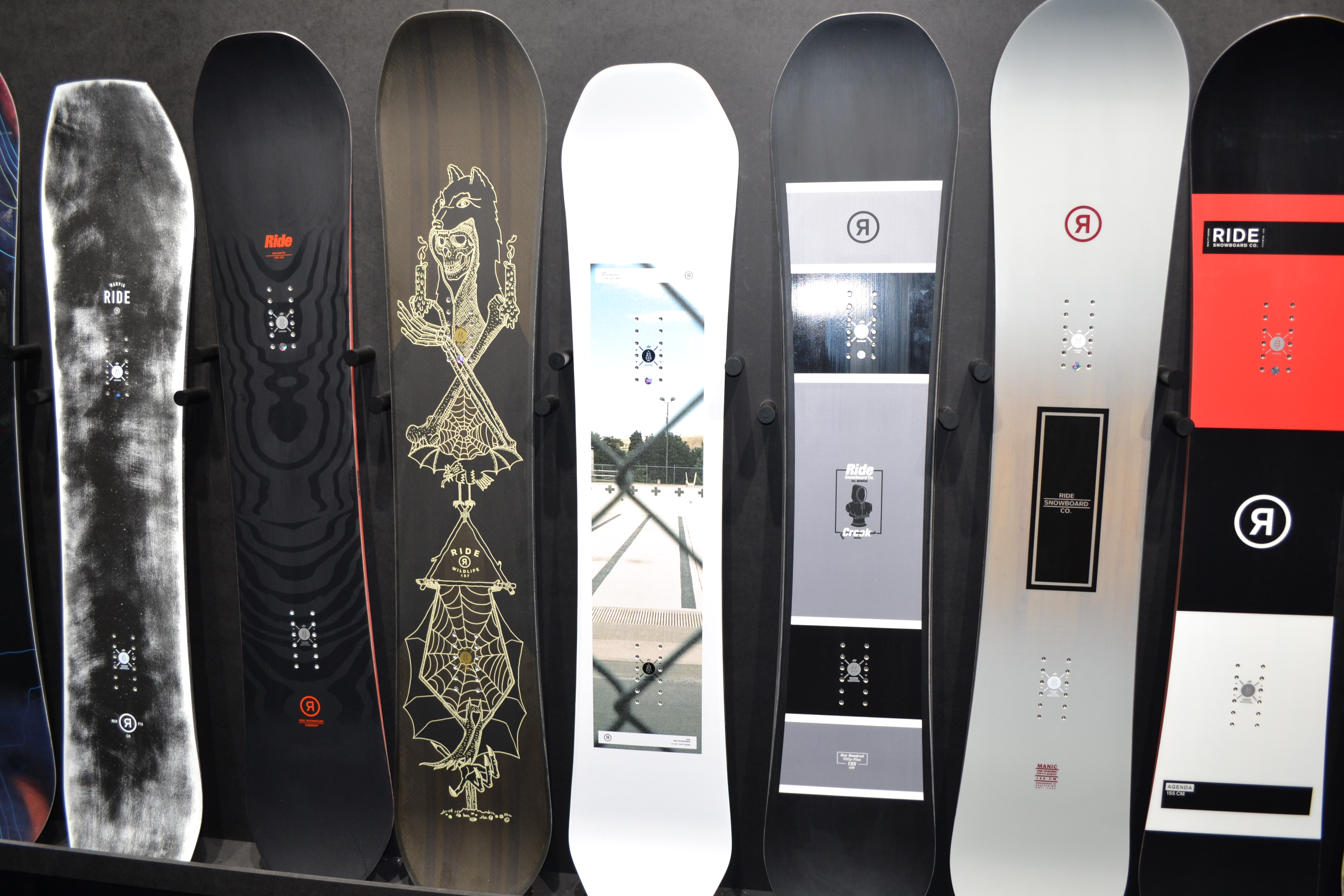 Ride Snowboards 2017/18