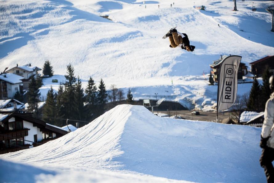 Rider: Yannek Konda | Foto: David Lis - Beers´N´Burger