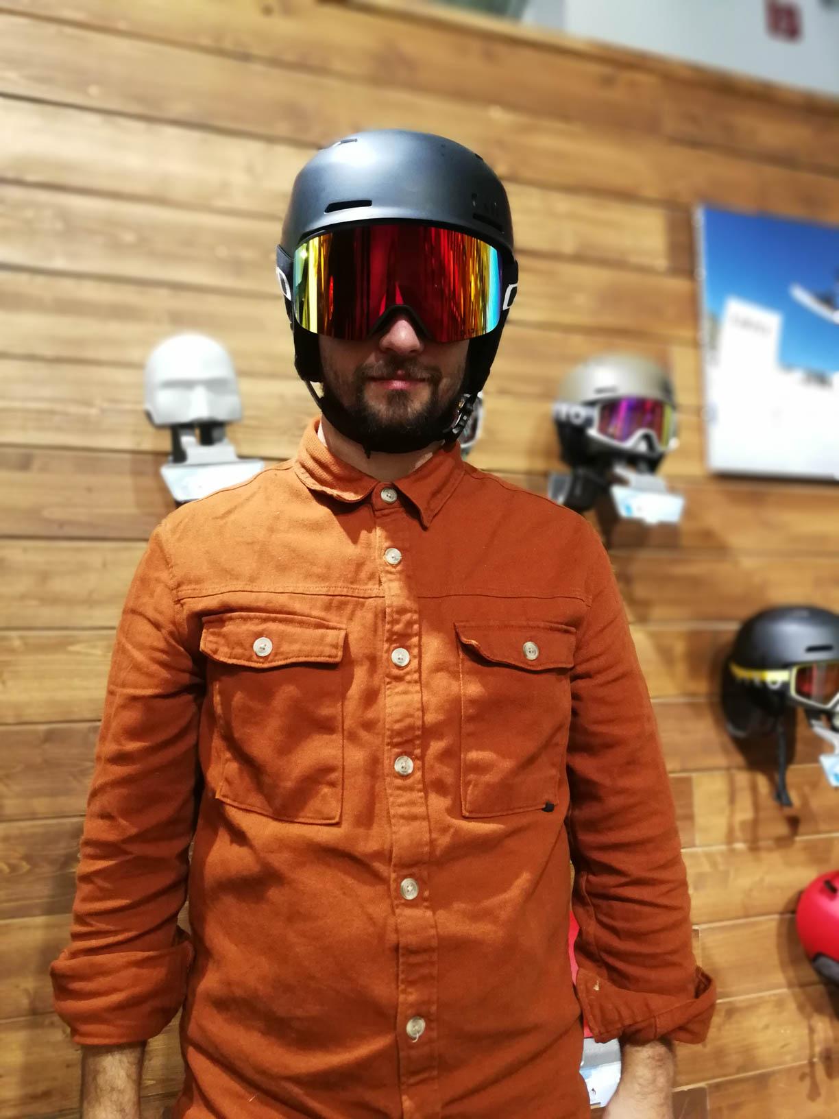 Giro Goggles und Helme passen perfekt zusammen.