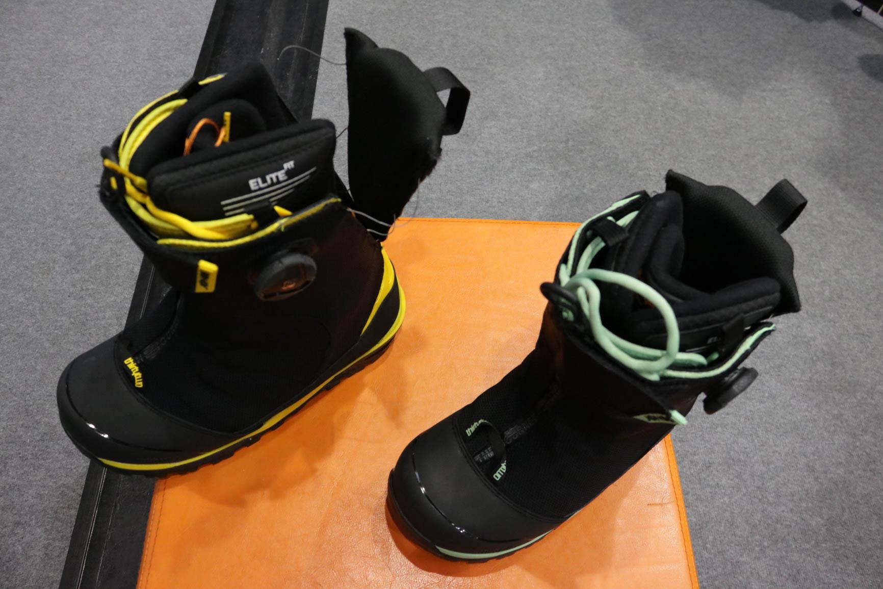 ThirtyTwo Jones MTB 18/19 (recht) und Women's Jones MTB 18/19 (links) - ultimative Backcountry Boots