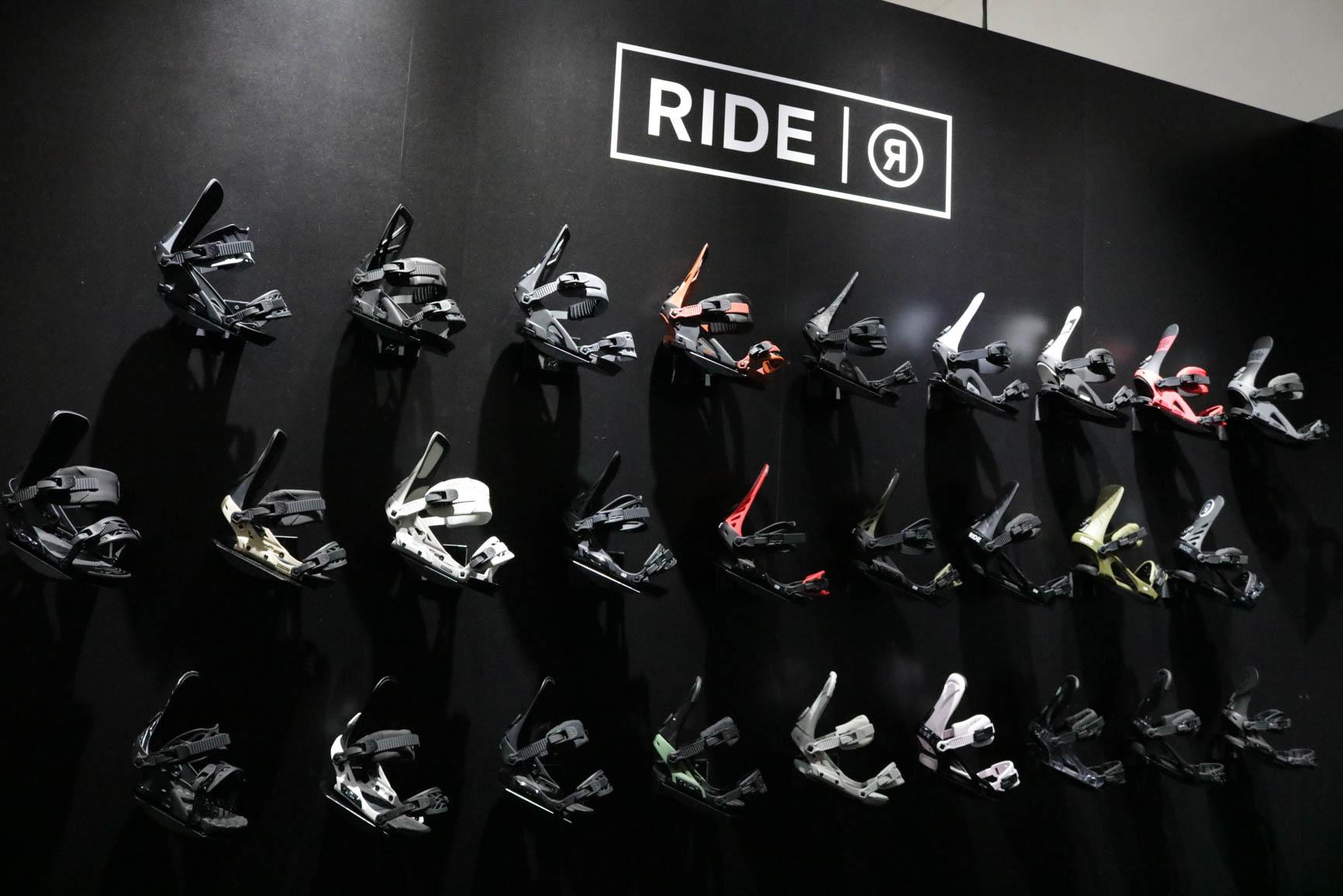 Ride Snowboards Bindungen 18/19
