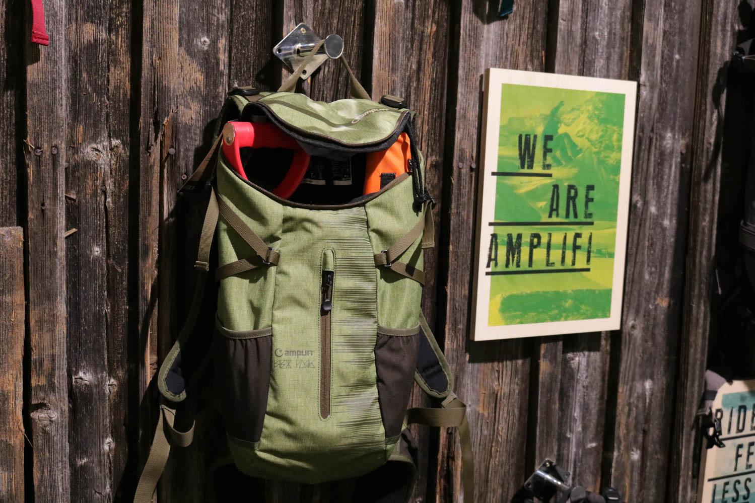 Der neue Hex Pack 18/19 von Amplifi