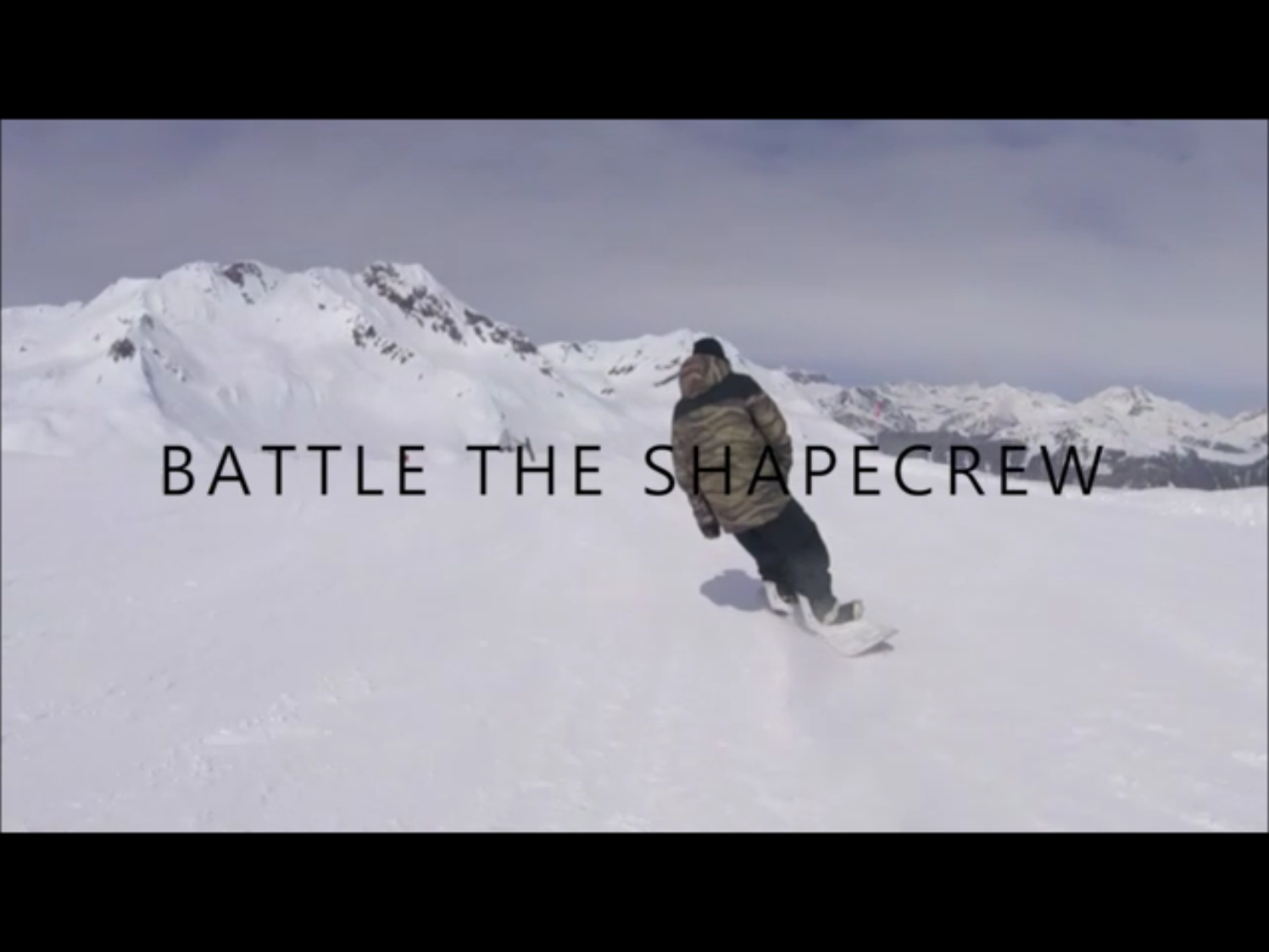Gewinnspiel x adidas Snowboarding SnowboarderMBM