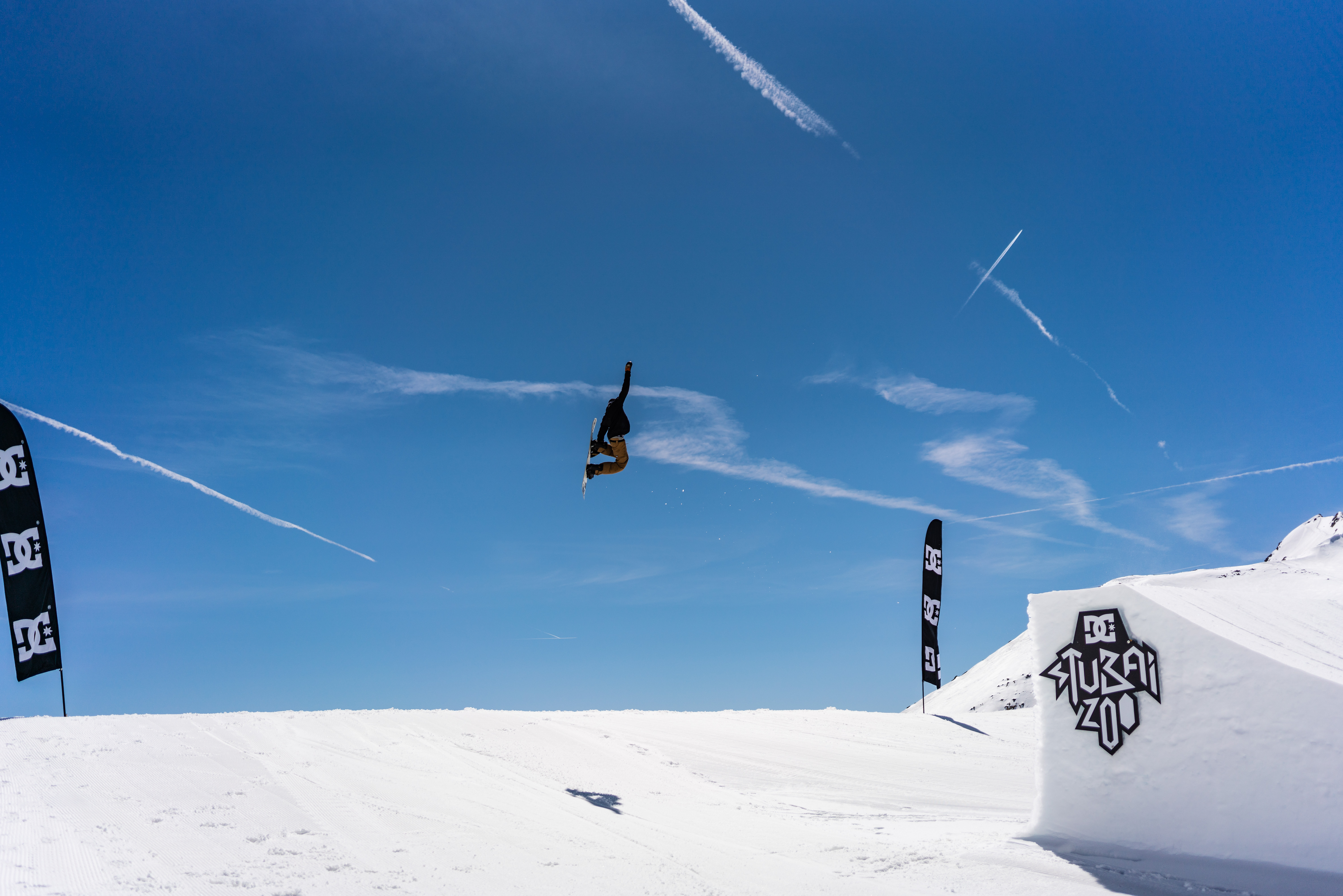 Spring Sessions Rider Yanneck Konda | Foto: Julian Ebentheuer