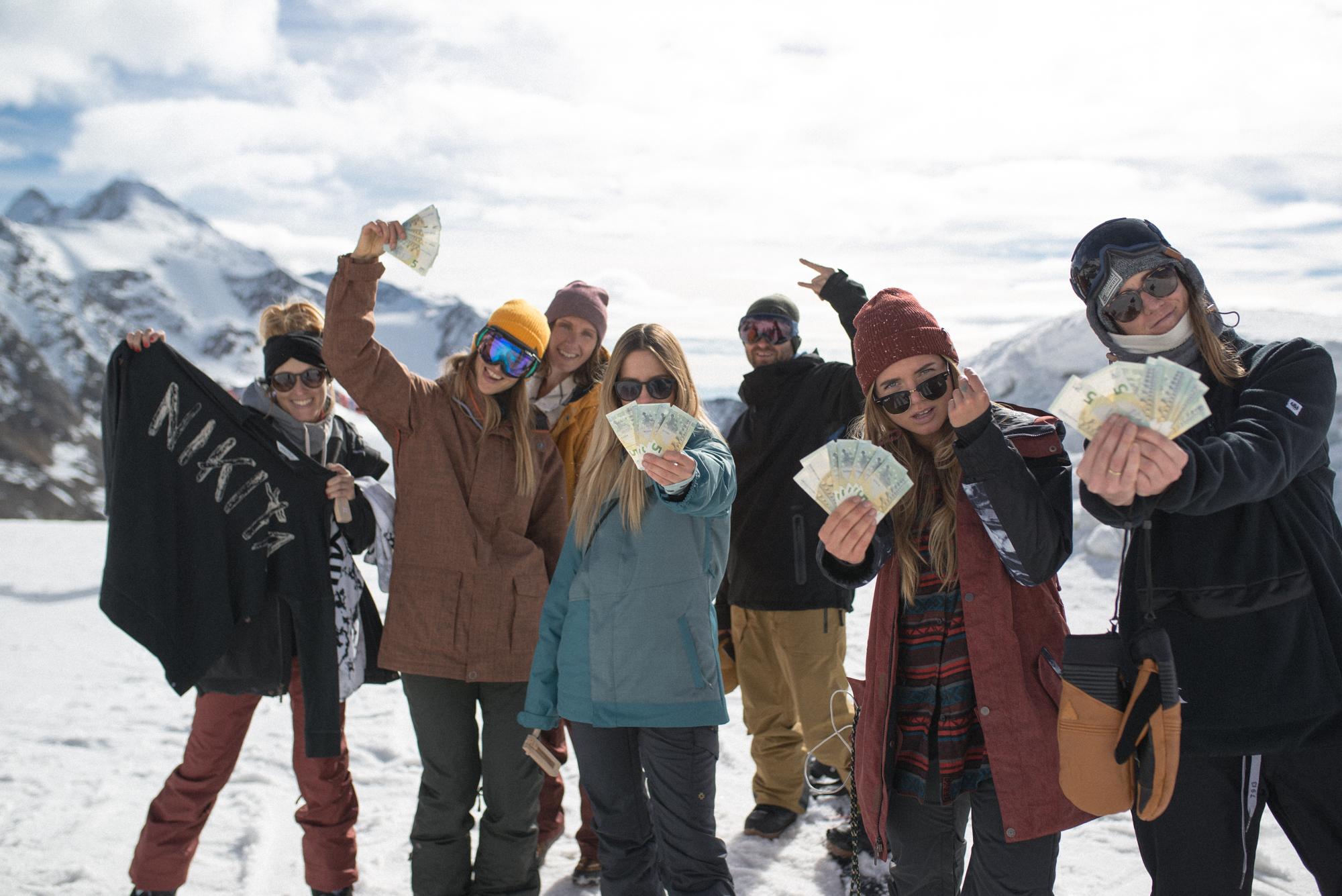 Cash for Tricks Session Nikita | Foto: Steffen Vollert