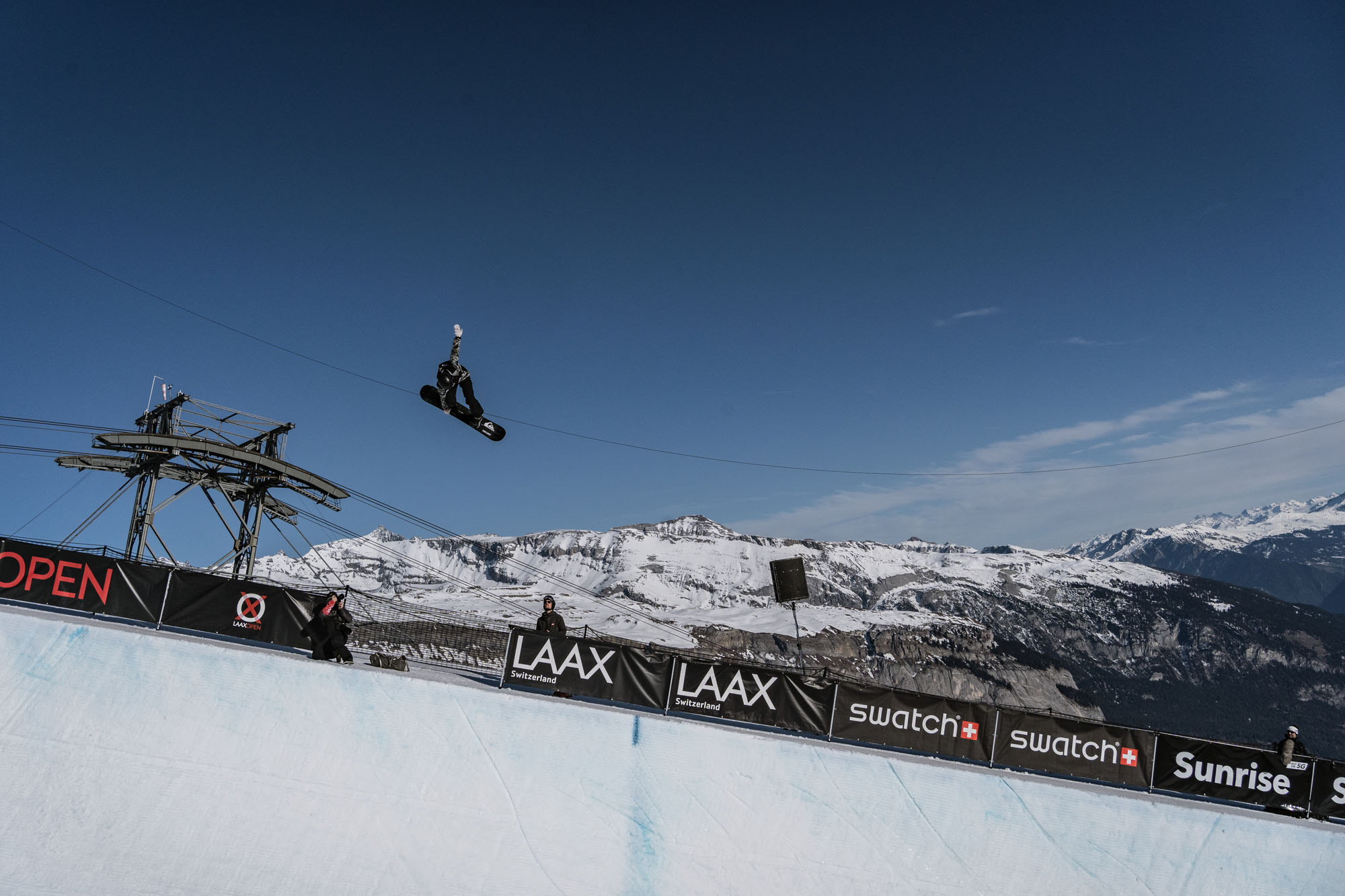 Laax Open 2020 - Fotocredit: Chris Gollhofer