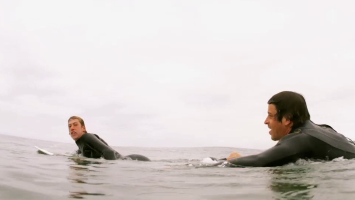 Wolle mit Ryan Burch in Cali