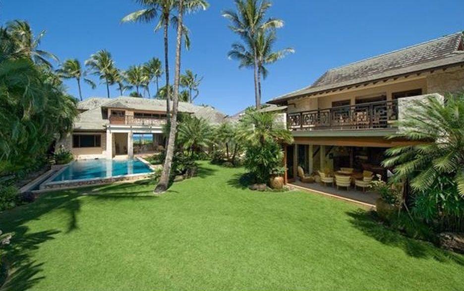 Kelly Slater Villa Hawaii