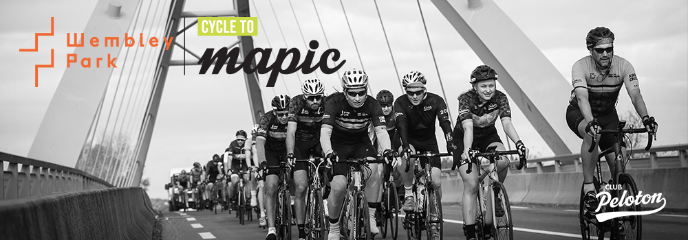 Wembley Park Cycle to MAPIC 2019