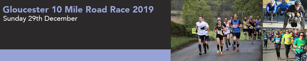 Gloucester 10 Mile Road Race  2019