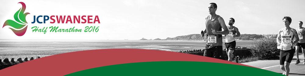 JCP Swansea Half Marathon 2016