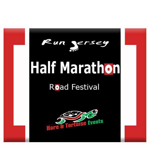 Run Jersey Half Marathon - June 2016