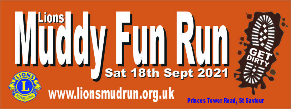 Lions Muddy Fun Run 2021