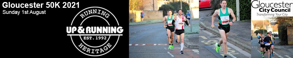 Gloucester 50km Run 2021