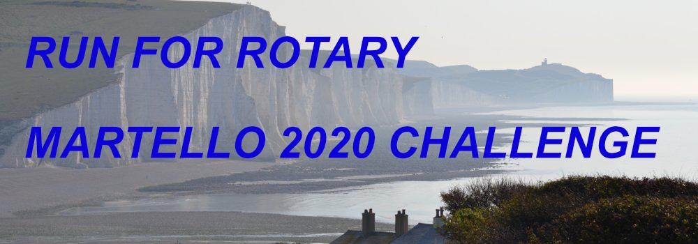 RUN FOR ROTARY CHALLENGE