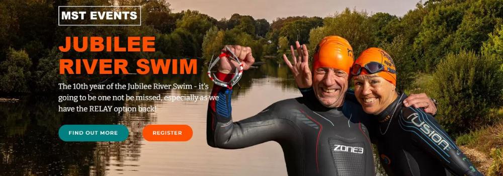 Jubilee Swim 2021