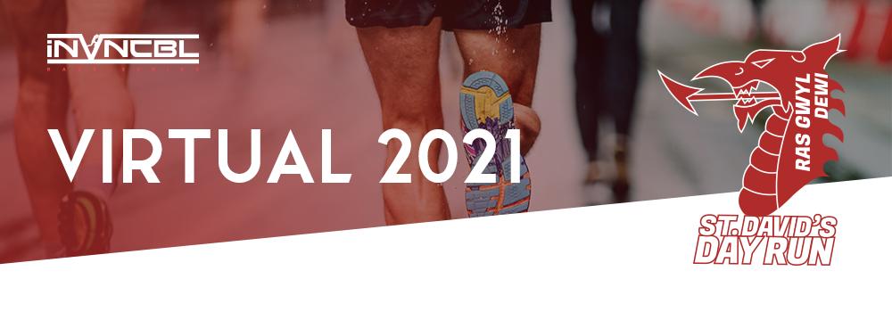 St Davids Day Run - Virtual 2021