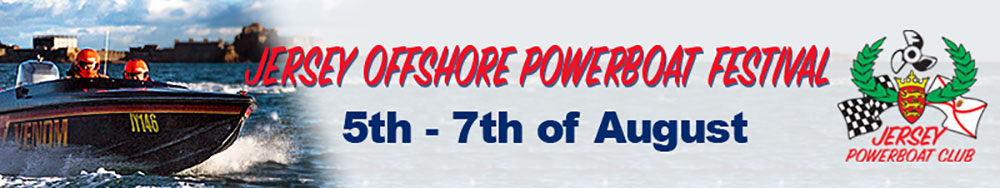 Jersey Offshore Powerboat Festival - Competitors
