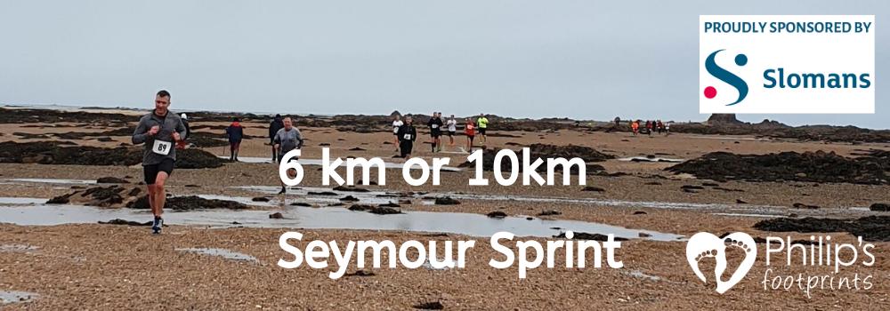 26 June - Helier's 6km or 10km Seymour Sprint