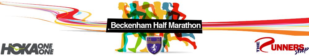 Beckenham Half Marathon