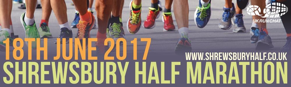 Shrewsbury Half Marathon 2017