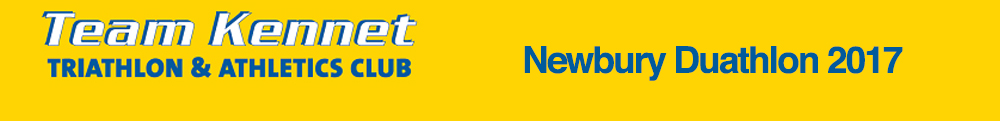 Newbury Duathlon 2017