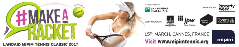 LandAid MIPIM Tennis Classic 2017 Competitor Entry