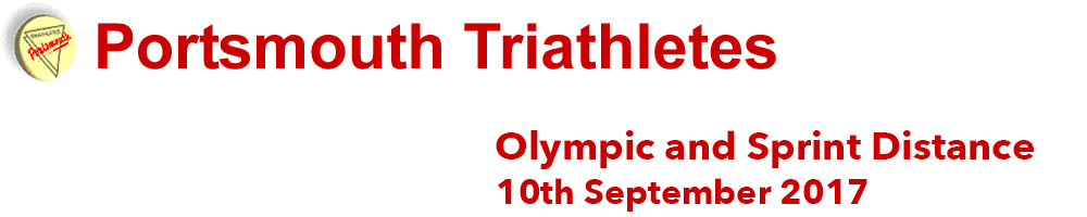 Portsmouth Triathlon 2017