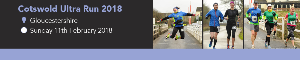 Cotswold 35 Mile Ultra Run 2018