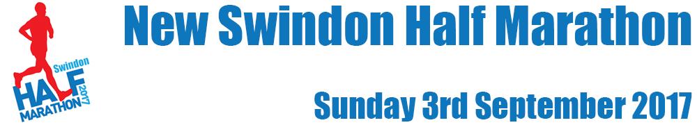 New Swindon Half Marathon 2017