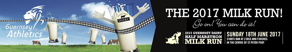 Guernsey Dairy Milk Run 2017