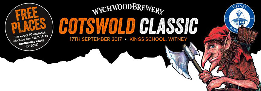 Wychwood Brewery Cotswold Classic 2017