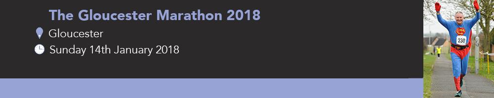 Gloucester Marathon 2018